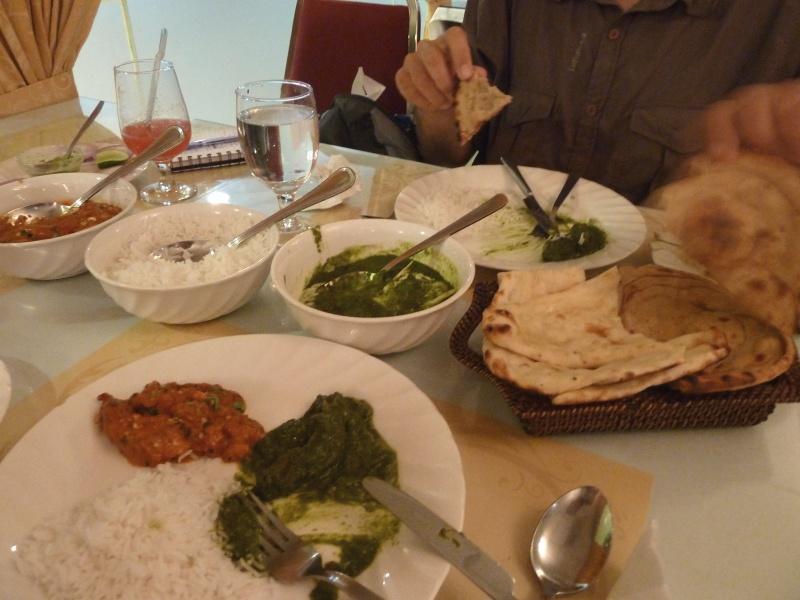 Indian restaurant, Singapore