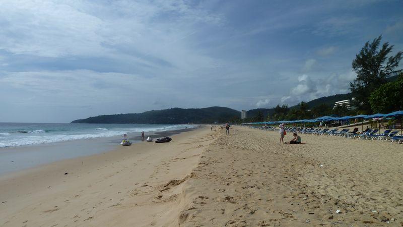 Karong beach, Phuket, Thailand