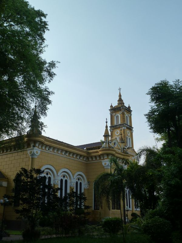 Eglise Saint-Joseph, Ayutthaya, Thaïlande